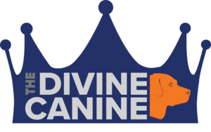 The Divine Canine Logo